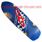 "Skaterbuilt Steve Olson Dos Limited Edition 10.0"" Blue"