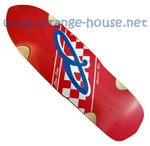 "Skaterbuilt Steve Olson Dos Limited Edition 10.0"" Red"