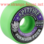 Spitfire Formula 4 Full Conical 52mm / 99a - Hot Green