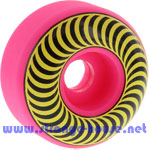 Spitfire Classics Neon Series 54mm / 99a Pink / Yellow