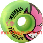 Spitfire Wheels BigHead Toxic 54mm / 99a Wheels