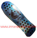 "Stedmz Ace of Spades Ltd. Ed. Blue Prism Foil Signed 10.0"" Deck"