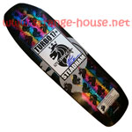 "Stedmz Turbo 17+ Rainbow Foil Ltd. Ed. Signed 9.5"" Deck"
