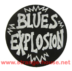"Jon Spencer's Blues Explosion Sticker 5"" Round"
