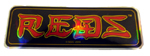 Bones Reds Bearings Foil Sticker