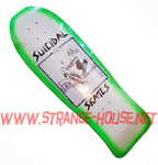 "Suicidal Skates Pool Skater 10.0"" Re-Issue Deck"