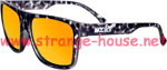 Nectar Baron UV-400 Black - Tort / Orange Sunglasses