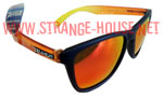 Peppers Sunglasses Breakers Matte Black / Orange Fade Polarized