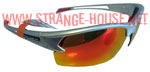 Peppers Sunglasses Highpoint - Metallic Silver / Polarized