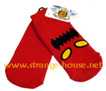Toy Machine Monster Ankle Socks / 1 Pair