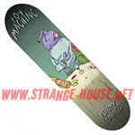 "Toy Machine Last Supper Jeremy Leabres 8.125"" Deck"