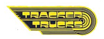 "Tracker Classic Wing Sticker 5.5"" Across / Yellow"
