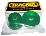 Tracker Fastrack 85a Green Bushings (1 truck)