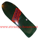 Vision Boneyard Re-Issue Deck - Green