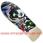"Vision Gonz Re-Issue w/ Original Concave - White Dip - 10.0"" #3"