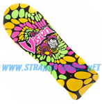 "Vision Hippie Stick Re-Issue - Yellow - 10"" x 30"""