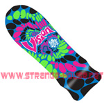 "Vision Hippie Stick Re-Issue - Blue / Black - 10"" x 30"""