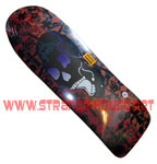 "Vision Grigley Old Ghosts Modern Convave 10.0"" Deck - Blue"