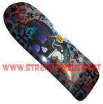 "Vision Grigley Old Ghosts Modern Convave 10.0"" Deck - Teal"