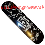 "151 Skateboards Flies 7.75"" Team Deck"