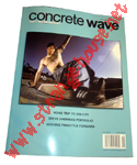 Concrete Wave Volume 2 Number 1 / Summer 2003