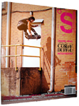 The Skateboard Magazine November 2008