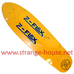 Z-Flex Jimmy Plumer Cruizer Deck Orange
