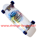 "Z-Flex Water Color 9.5"" Complete Deck"