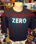 Zero Acid Test T-Shirt / Black / XL