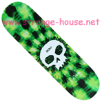 "Zero Burman Signature 8.13"" R7 Green Tye Deck"